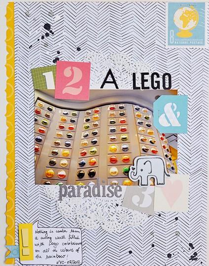 A lego paradise web
