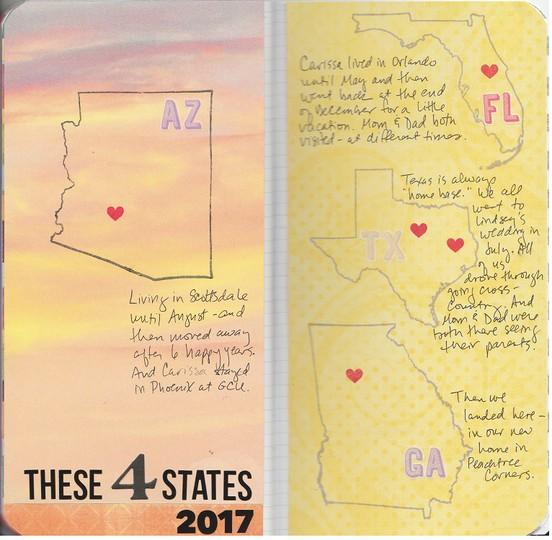 These 4 states original
