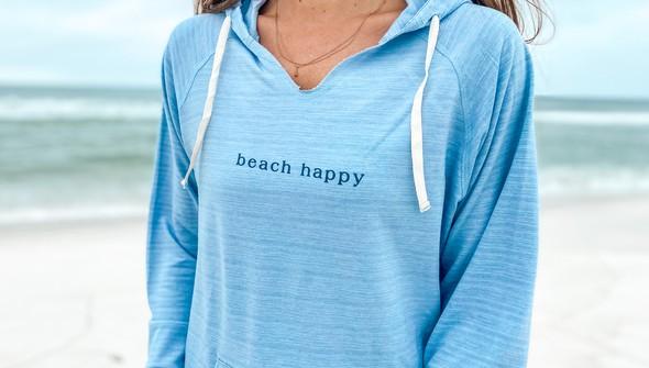 121783 simple beach happy french terry hoodie women dusty blue slider3 original