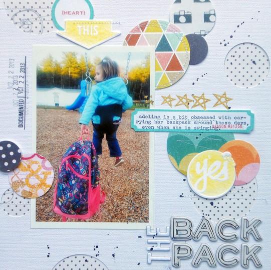 Thebackpack