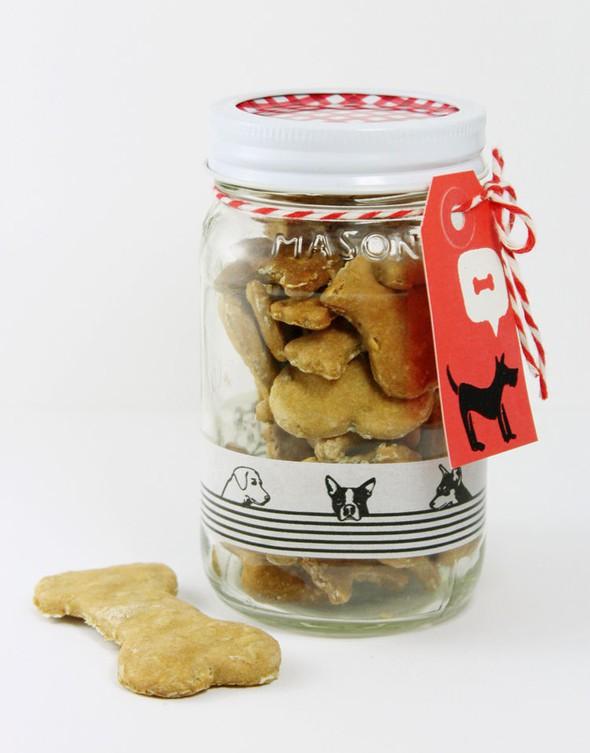 Homemade dog treats 2