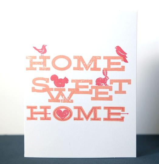 Homesweethomecard web
