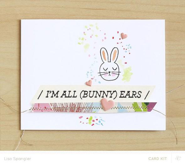 All bunny ears