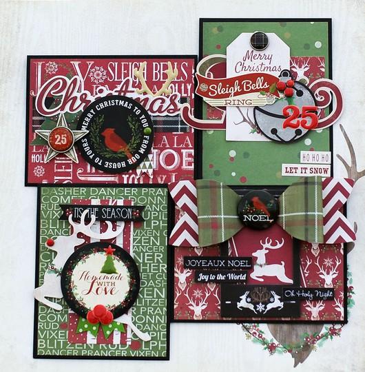 Christmas card 86 1