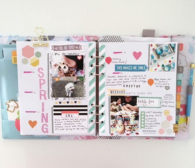 Scrapbookpage ideas hf3c original