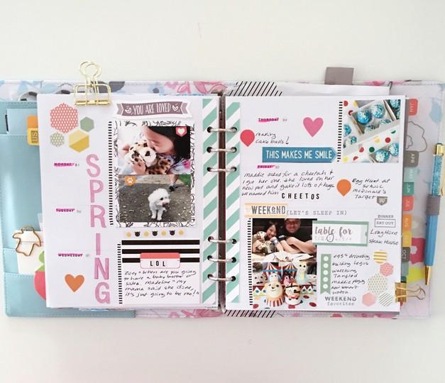 Scrapbookpage ideas hf3c original