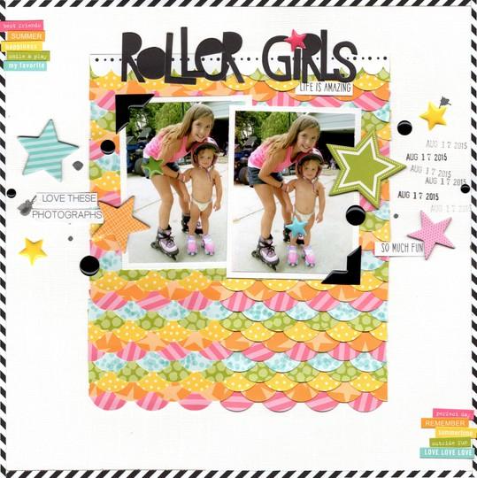 Katbenjamin rollergirls original