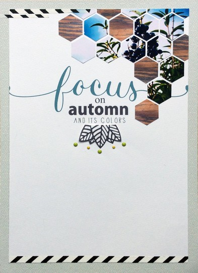 Focus on autumn and its colors original
