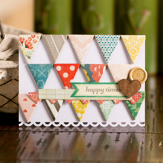 Cards march designer highlight   happy times