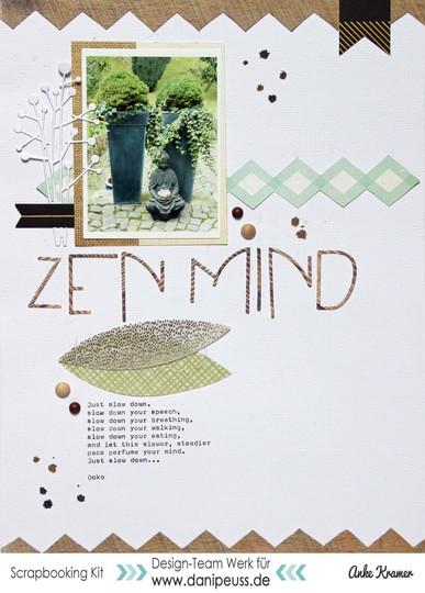 Zen mind (junikit)