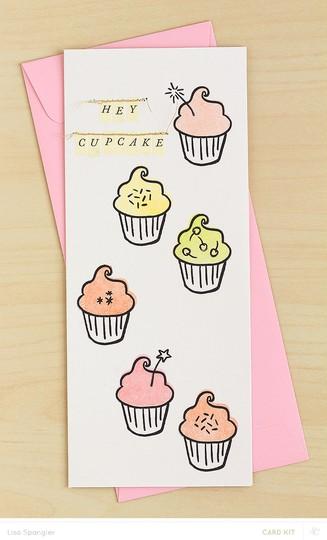 Hey cupcake original