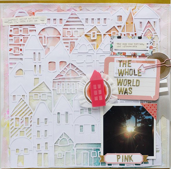The whole world was pink 00