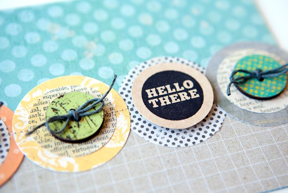 Hello there card   detail