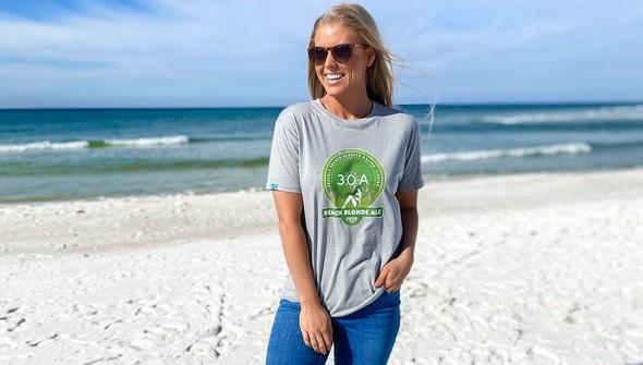134200green beach blonde ale short sleeve tee women ash slider1 original