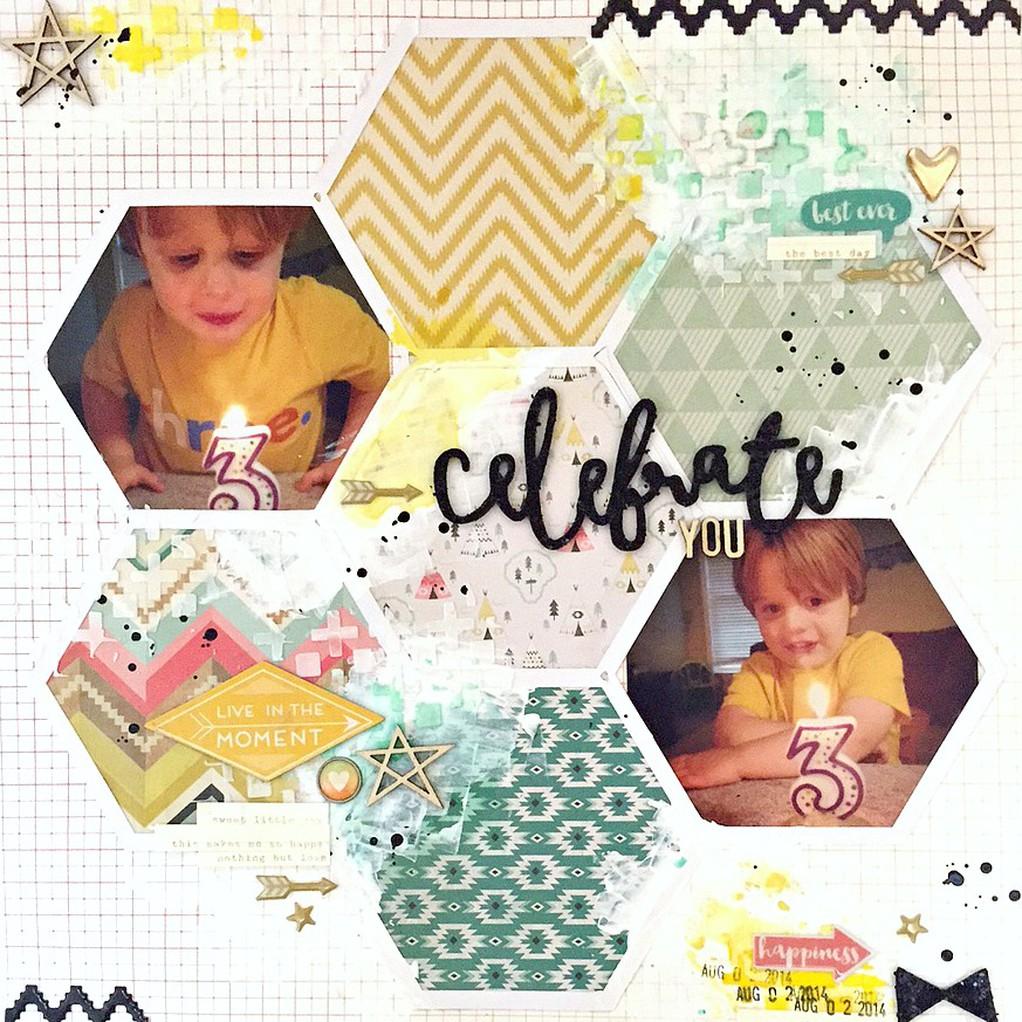 Celebrate you layout   ls original