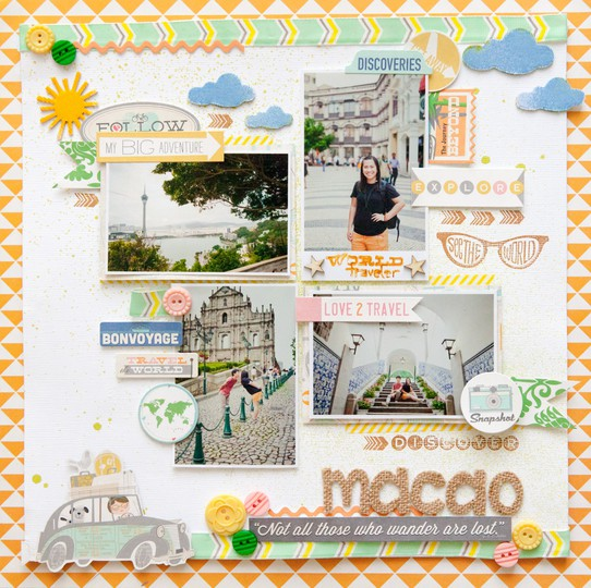 Discover macao by evelynpy