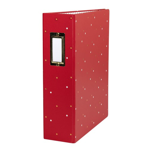 Picture of December Daily® 2020 Red Star 6x8 Album
