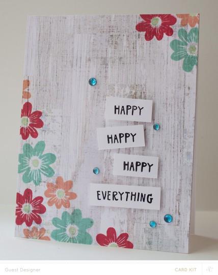 Happy  happy  happy everything 2