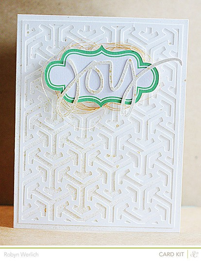 Rwerlich joy card