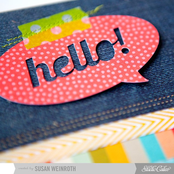 8   hello card   detail   susan weinroth