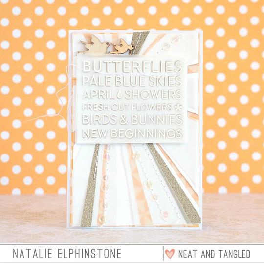 Butterflies by natalie elphinstone original
