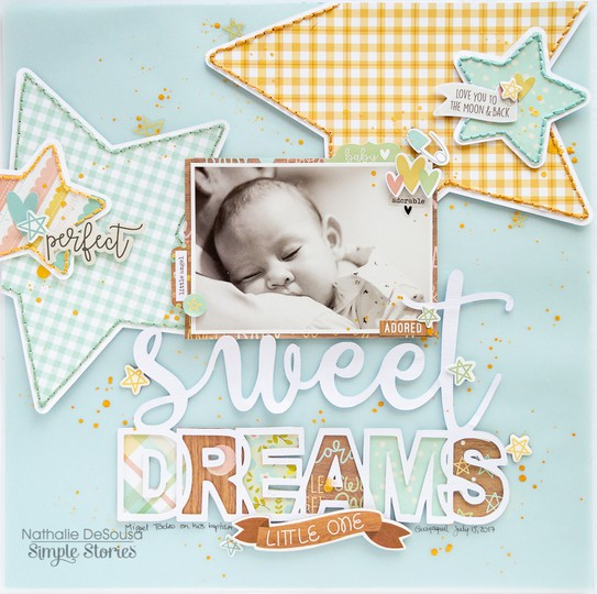 Ss sweet dreams little one nathalie desousa 2 original