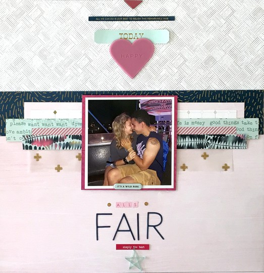 Alls fair 1 original