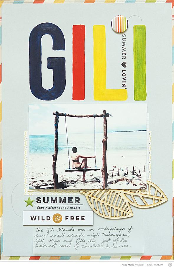 Gili islands original
