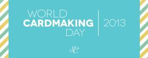 World card making day 760