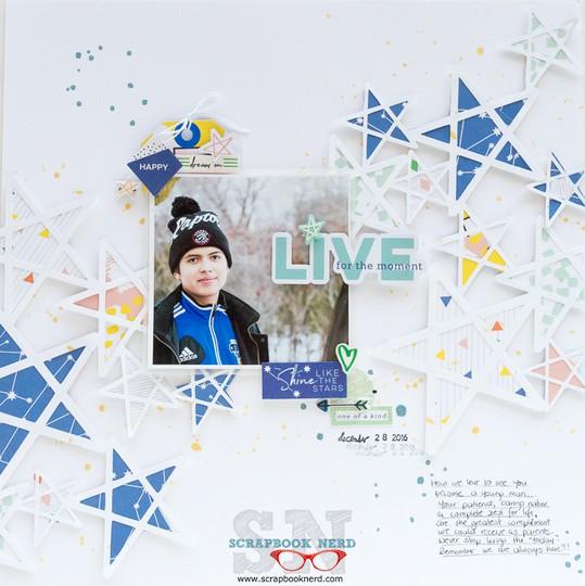 Live for the moment 2 original