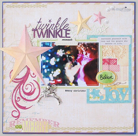 Twinkle moments