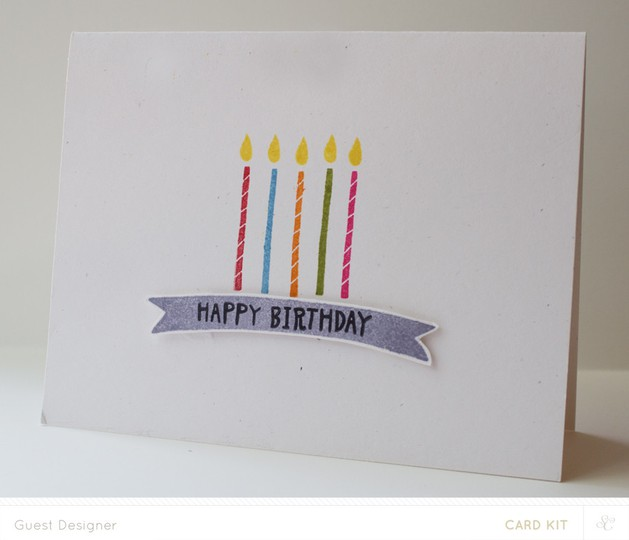 Happy birthday card 2