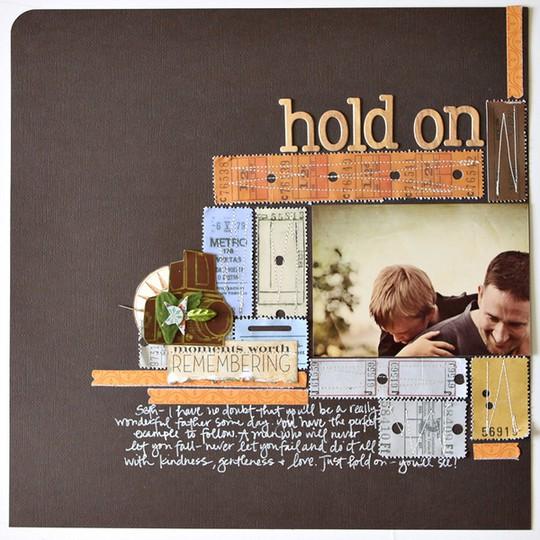Jo hold on