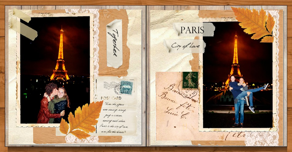 Parijs 6 7 original