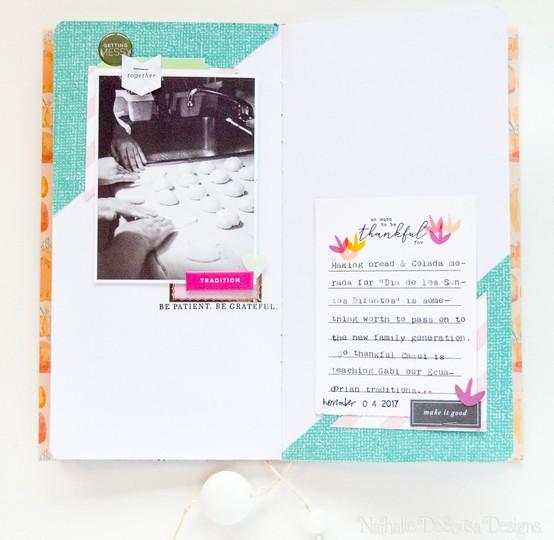 Nathalie desousa gratitude journal original