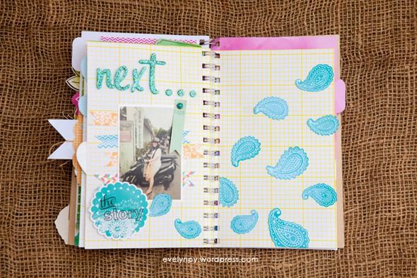 Bali honeymoon day book inside 12 by geekgalz evelynpy