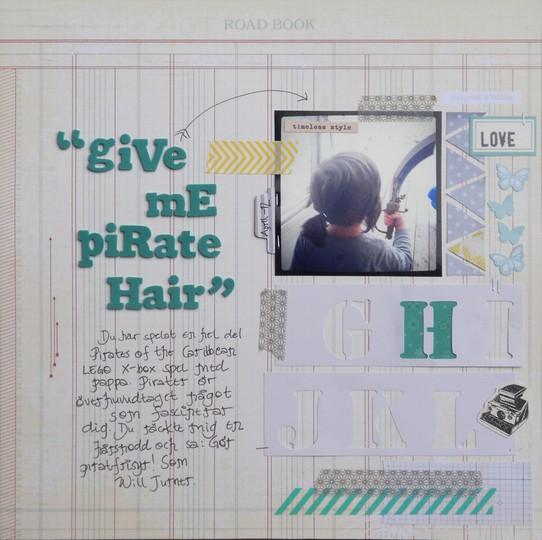 Piratehair