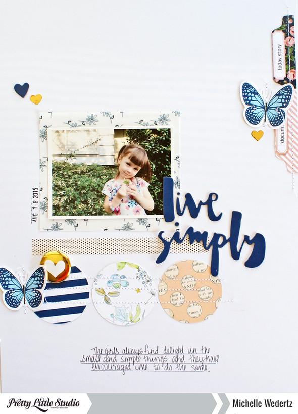 Live simply original