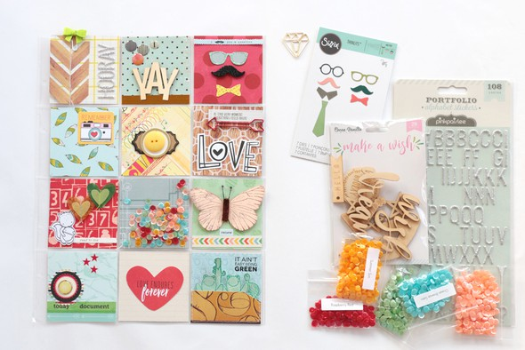 Pocket page products by natalie elphinstone original