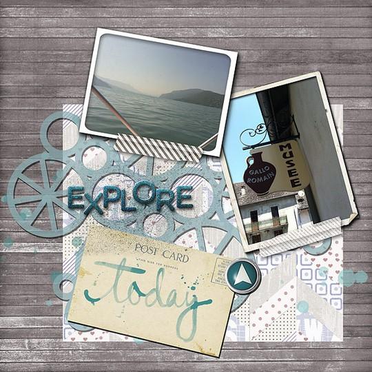 Web week 1 explore today