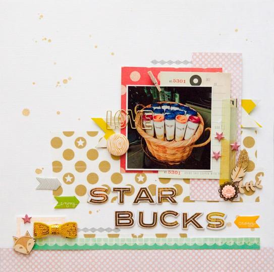 Starbucks by evelynpy