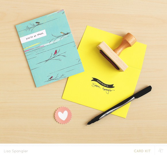 Stationery kit wm original