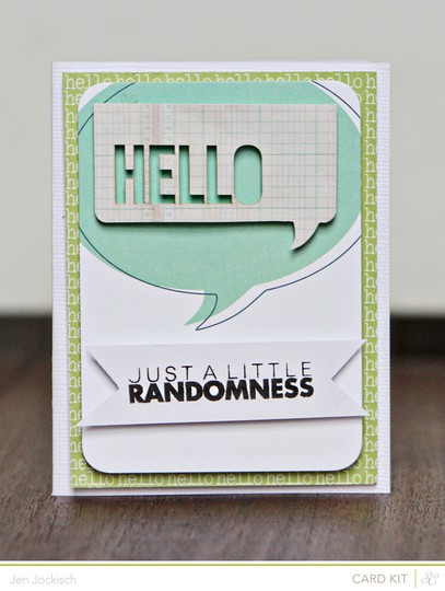 Randomnesscard main