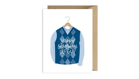Oldguybirthdaycard slider original
