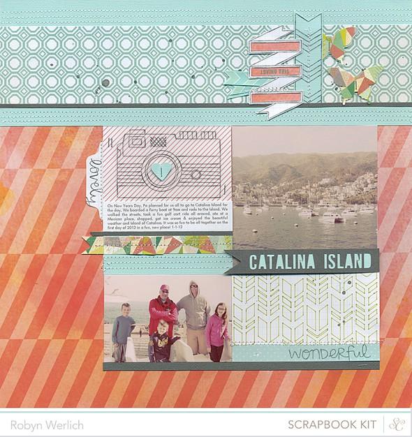 Catalina island rw