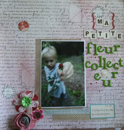 Fleur collector