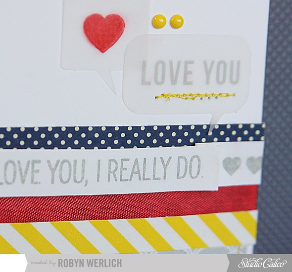 Love you detail 1