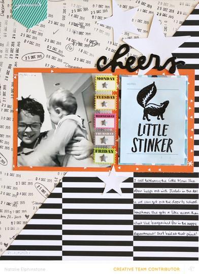 Little stinker by natalie elphinstone 1 original