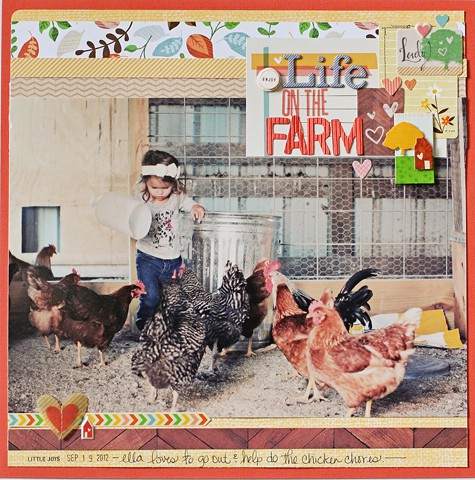 Meganklauer dec gdt life on the farm