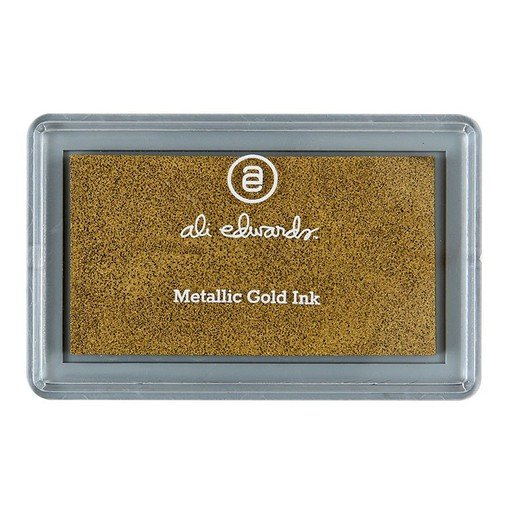 Picture of Metallic Gold Ink